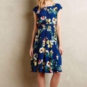 Anthropologie Maeve Evaline Dress